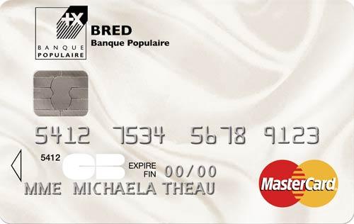 Une carte bancaire pour les femmes