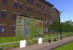 L'île Saint Denis dans Second Life