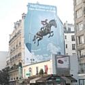 France Galop et PMU s'affichent en grand dans Paris