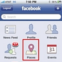Facebook Lieux débarque en France