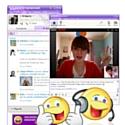 Yahoo! Messenger intègre des fonctions audiovisuelles sur iPhone