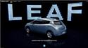 Nissan et DNA/Digitas lancent la Leaf en 3D