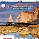 Toute la Seine-Maritime sur mobile