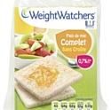 Weight Watchers lance le premier pain de mie allégé