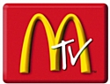 McDonald's se branche sur la télévision