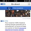 France Télévisions innove avec FranceTV info