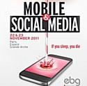 'Le mobile est l'endroit le plus naturel pour faire du social media', Philippe Rodriguez, vice-président d'EBG