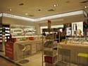 Stand Clinique : le libre conseil en grand magasin
