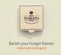 Dubaï : Red Tomato Pizza invente le magnet intelligent