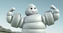 Michelin a choisi son emblématique Bibendum pour incarner l'agent virtuel de son site web.