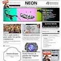 Neon, le bimestriel de Prisma Média destiné aux 25-35 urbains CSP+, lance son site internet.