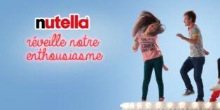 Une nouvelle saga Nutella diffusée à partir du 16 septembre