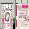 Première boutique en propre pour Bourjois