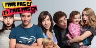Les héros de la série TV ' Fais pas ci, Fais pas ça ' sur Facebook et Twitter