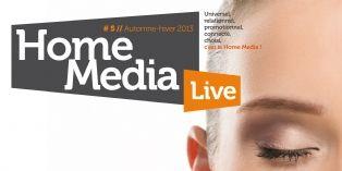 Home Média Live en 'mode augmenté'