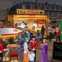 Le Hot-truck Herta partenaire des petits moments de plaisir
