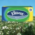 Kleenex s'adresse aux allergiques sur Facebook