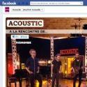 TV5Monde diffuse ses émissions sur Facebook