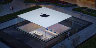 Apple Store Zorlu Center Istanbul