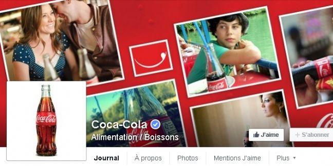 Coca-Cola France : 'Facebook devient notre premier partenaire digital'