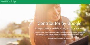 Contributor, le programme de Google pour financer des sites Internet sans publicité