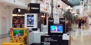 Stéphanie Fraise : 'Canal + projette d'industrialiser le concept du pop-up store dans la France entière'