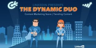 LinkedIn lance le Content Marketing Score