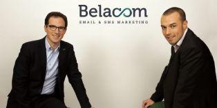 Amaury de Larauze et Arnaud Becker, fondateurs de Belacom