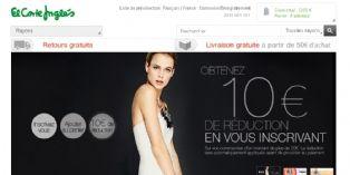 El Corte Inglés se lance dans l'e-commerce en France