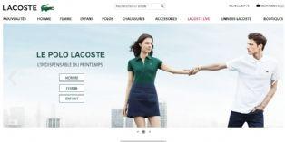 [ETUDE DE CAS] Lacoste augmente son taux de conversion jusqu'à 8%