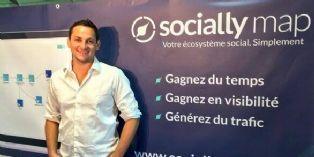 Florent Hernandez est l'un des créateurs de Sociallymap