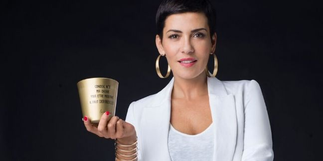 Cristina Cordula crée sa première collection capsule pour Tati