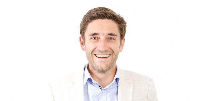 Julien Hervouët, CEO de iAdvize : start-up retail de l'année 2015