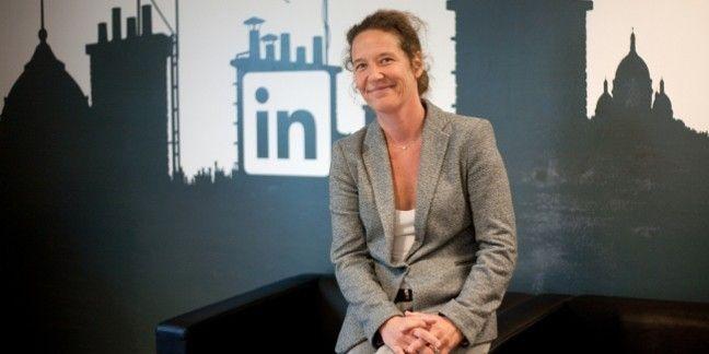 Prune Nouvion : directrice marketing solutions France de LinkedIn
