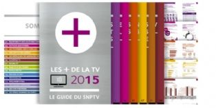 Le Guide des '+ de la TV' 2015 est sorti