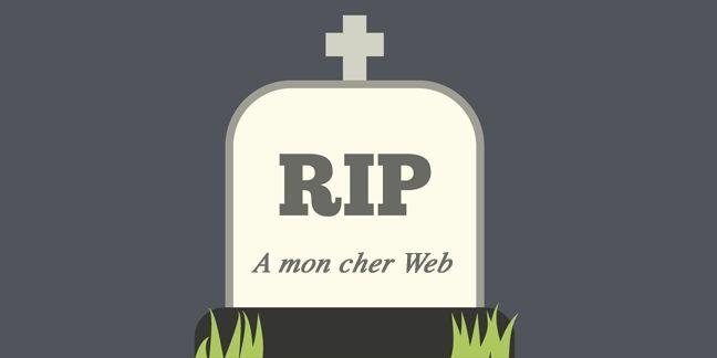 [Enquête] Mais qui a tué le Web ?