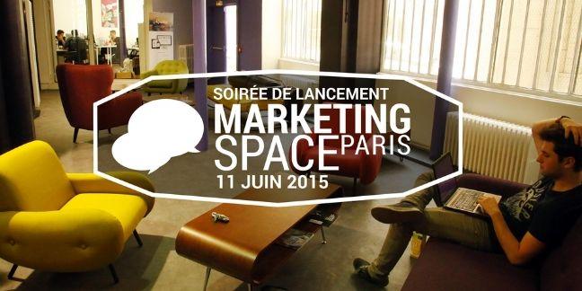 Le Marketing Space, un espace de coworking dédié aux marketeurs