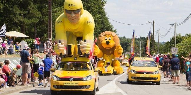 Tour de France : quelle visibilité pour les marques partenaires?