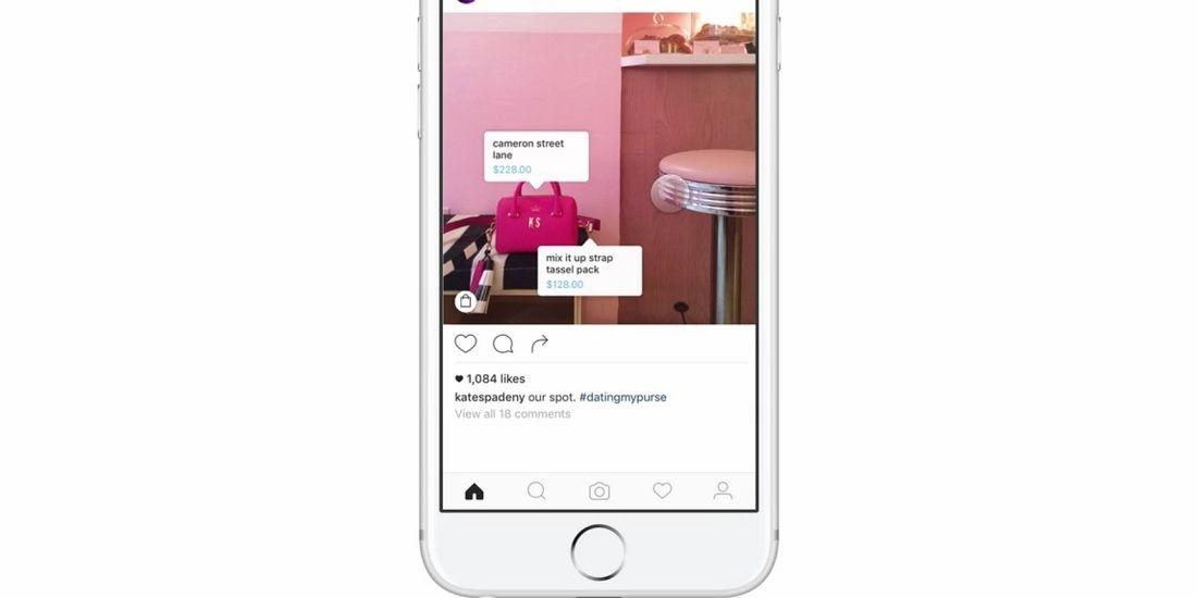Instagram va lancer une nouvelle fonctionnalité pour les shoppers