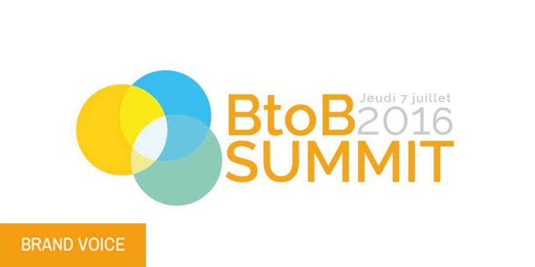 BtoB Summit 2016 : prêt à disrupter ?