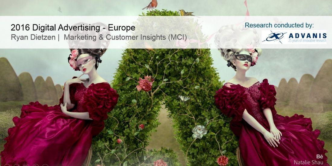 Plus de 2/3 du trafic Web généré par la publicité, en Europe