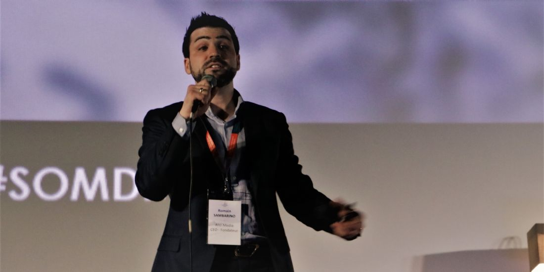 [Interview] Romain Sambarino (AlloMedia): 'Certains secteurs privilégieront toujours la voix'