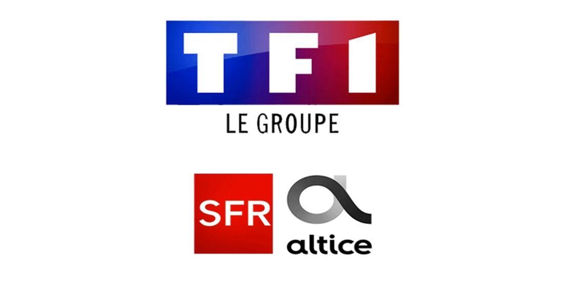 TF1 et SFR parviennent à un nouvel accord de distribution
