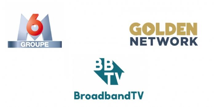 Le groupe M6 signe un partenariat avec le network BroadbandTV