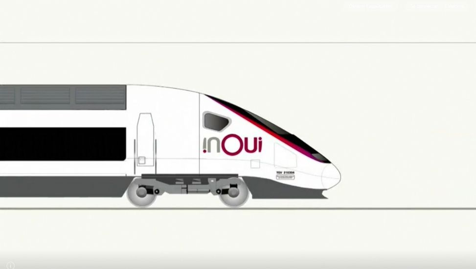 SNCF rebaptise ses TGV 'inOUI'