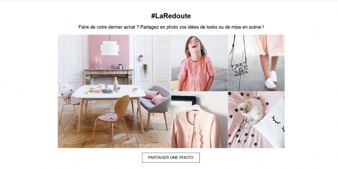 La Redoute va être rachetée par Les Galeries Lafayette