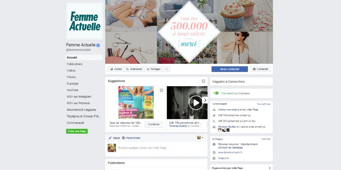 Social Select : Prisma lance une offre social media