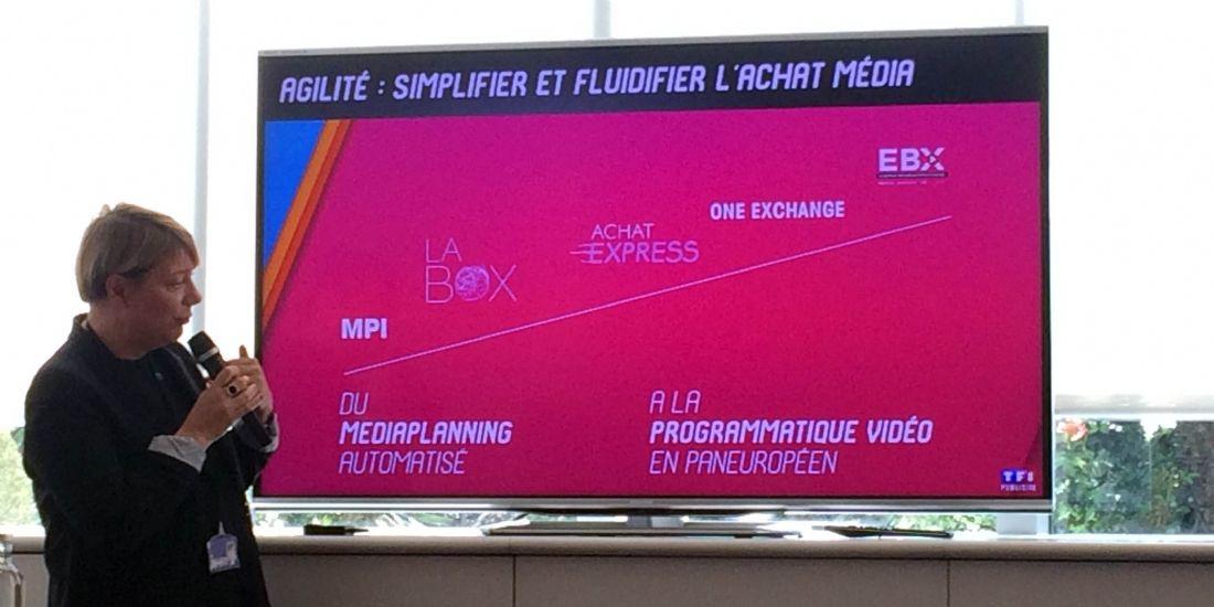 TF1 Publicité multiplie les modes d'achat