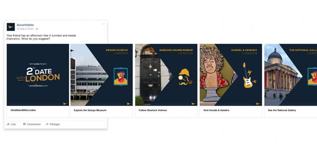 AccorHotels ouvre les portes de son social media