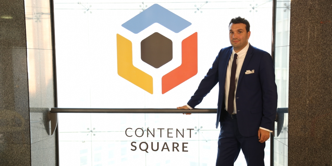 ContentSquare lève 42 millions de dollars pour se renforcer en Amérique du Nord